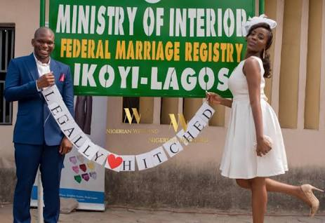 Popular Ikoyi Registry Can No Longer Conduct Marriages In Lagos?