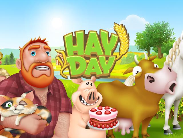 تنزيل لعبة هاي داي للاندرويد 2021 Hay Day for Android