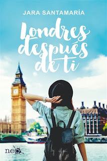 Londres después de ti   Jara Santamaría