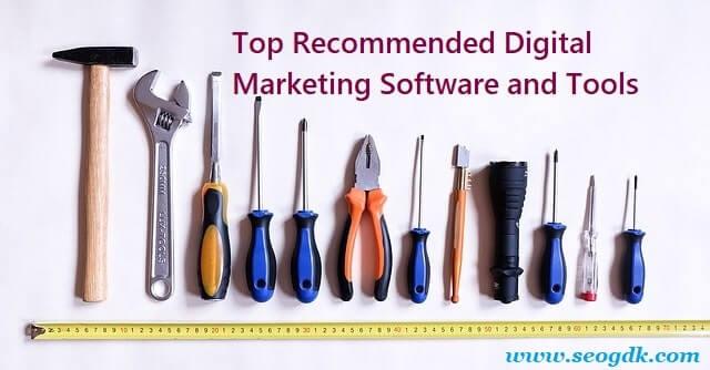 Digital Marketing Tools