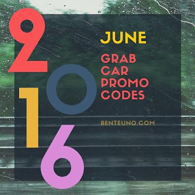 June 2016 GrabCar Promo Codes