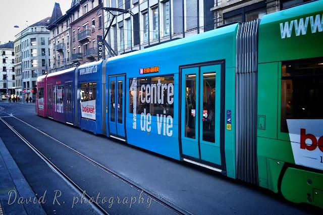 Il tram arcobaleno