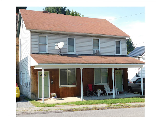 John A Rogers Coldwell Banker Developac Realty 441 439 Schofield Street Curwensville PA wilds elk country for sale rental investment