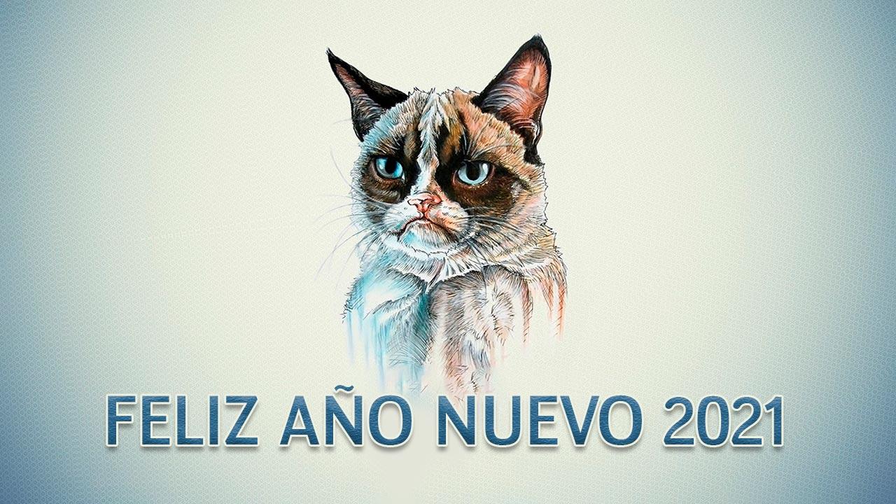 memes feliz año nuevo 2021