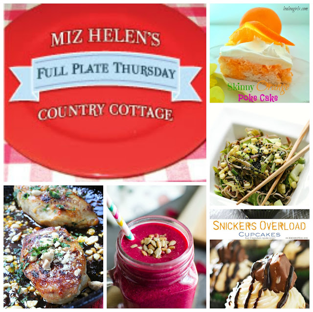 Full Plate Thursday at Miz Helen's Country Cottage