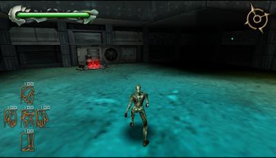 【PSP】煉獄:洗罪塔,以神曲為背景的科幻動作ARPG!