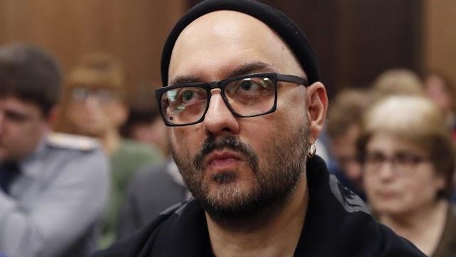 Hat év szabadságvesztést kért Kirill Szerebrennyikov orosz rendezőre az ügyész