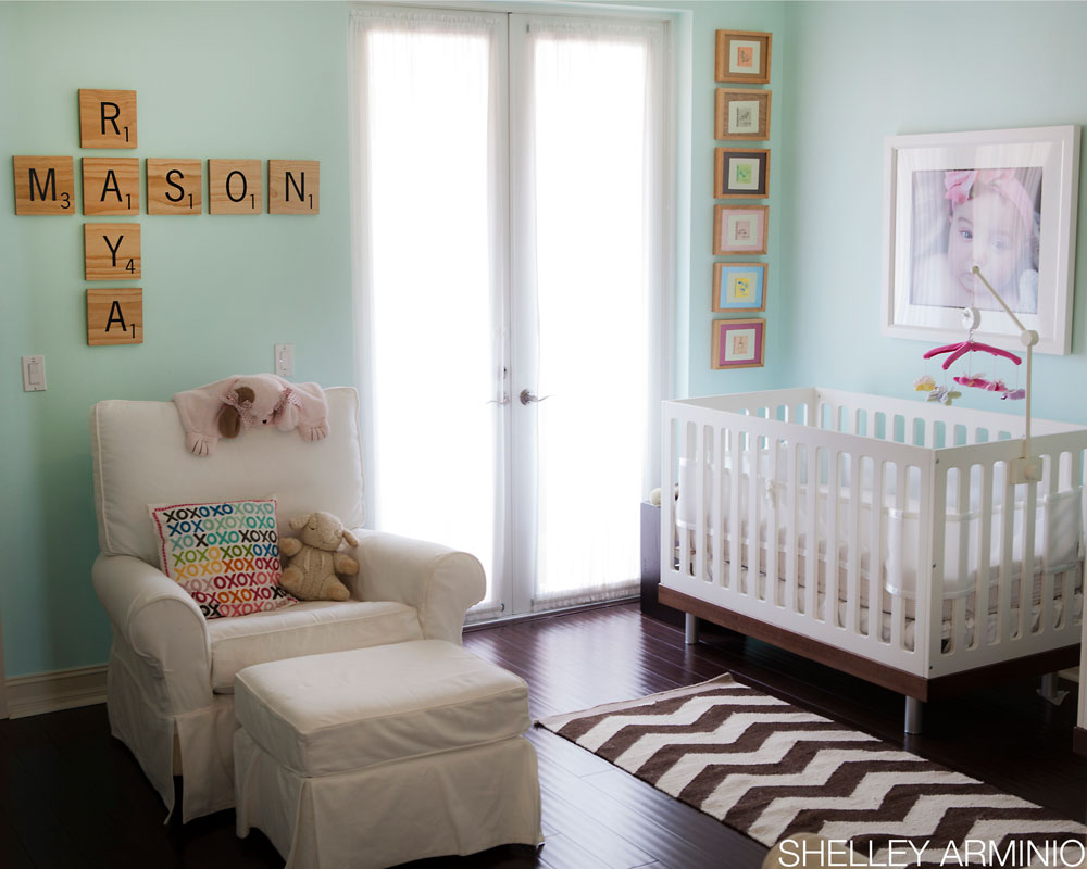 Nursery Notations Real Rooms Brother Amp Sister Love