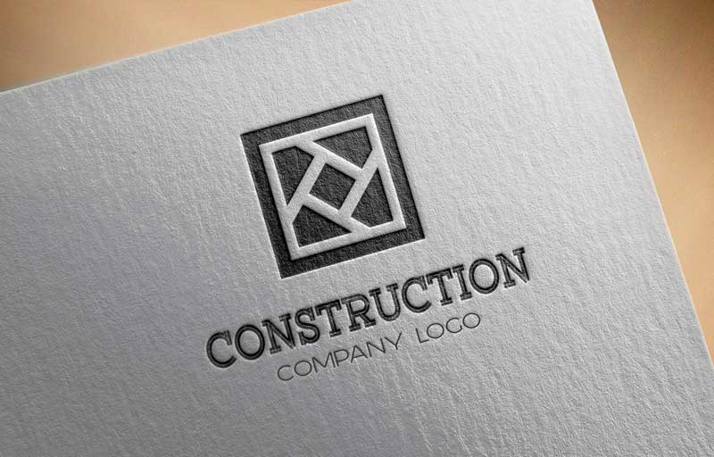Download Free Construction Company Logo