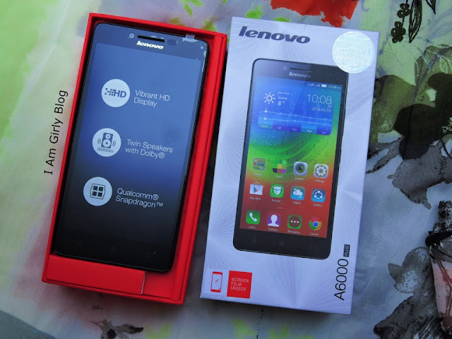 Lenovo A6000 Plus - Price - Specifications and Review