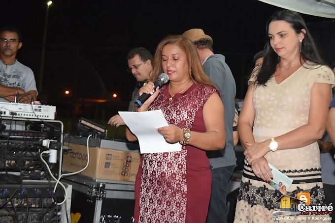 Prefeito Antônio Martins entrega à comunidade de Almas, a moderna Escola Maria Marlene Feitosa, com seis salas de aula