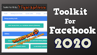 Toolkit for Facebook v4.1.2 by Tigerzplace