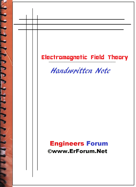 electromagnetic-field-theory-note