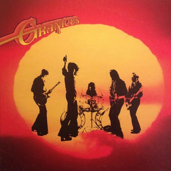Granicus - Granicus (1973, Hard Rock com elementos de Rock Psicodélico)
