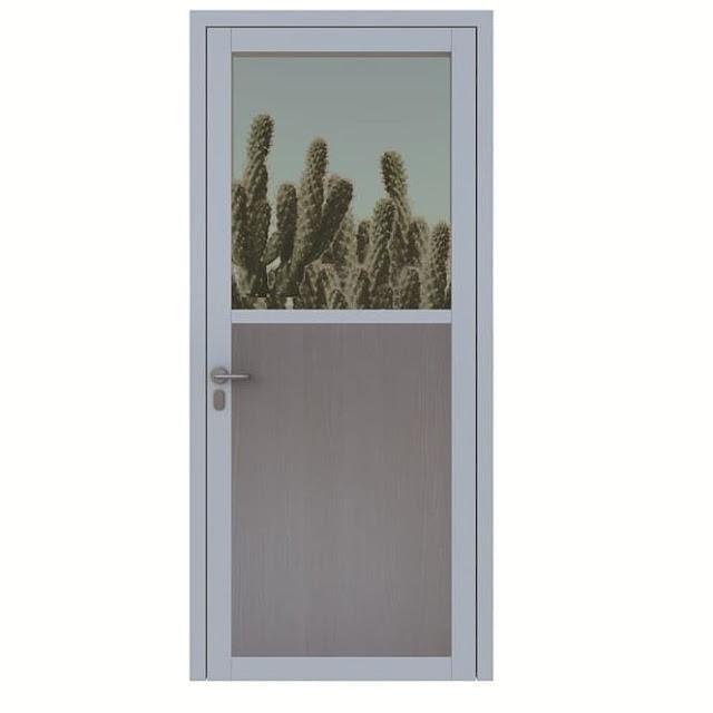 Model Pintu Kamar Mandi Minimalis Alumunium