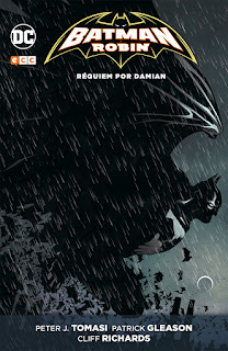 Batman y Robin Requiem por Damian