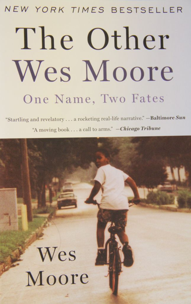reading and teaching the other wes moore epiphany in baltimore moore lays out his purpose in the introduction this potent sentence this book is meant to show how for those of us who live in the most precarious
