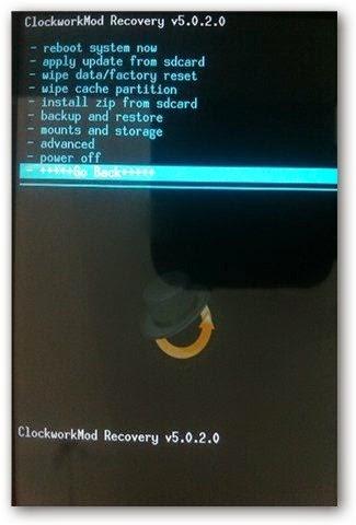 Cách Backup và Restore điện thoại Android khi cài đặt ROM Custom