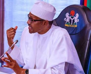 Buhari backs Giadom as APC Acting National Chairman