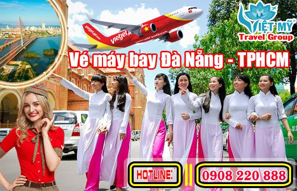 Giá vé máy bay Đà Nẵng đi Sài Gòn TPHCM