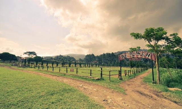 7 Tempat Liburan Kekinian di Bandung yang Sayang Bila Tidak Dikunjungi