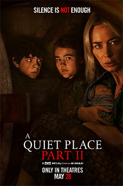 Review A Quiet Place Part 2: Thriller Terbaik 2021