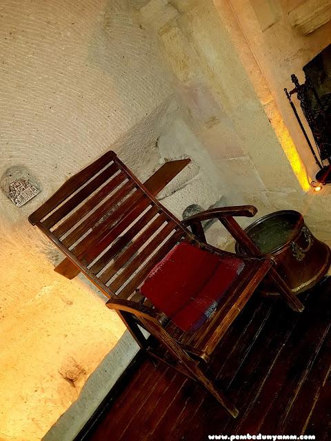 Gamirasu aile odaları