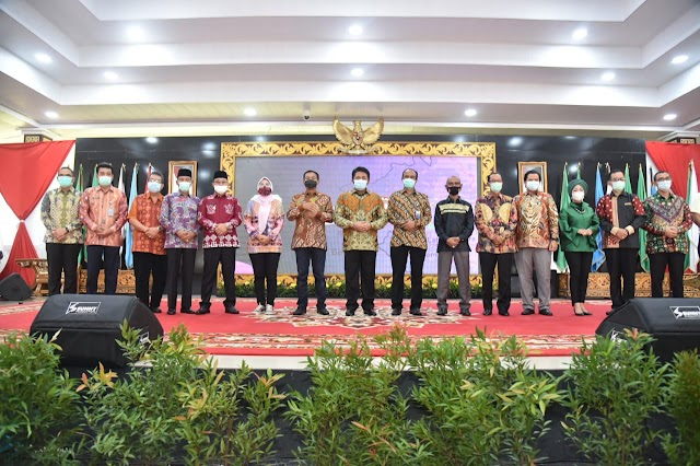 Transparansi Data, Herman Deru Launching Anjungan Bansos Sriwijaya