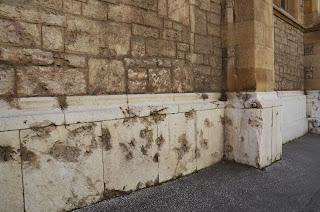 Saraybosna da savaşın zleri