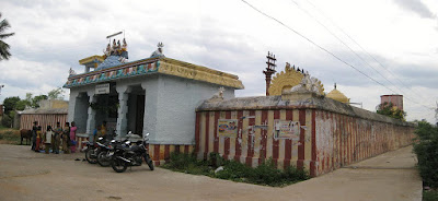 Chenganmaaleeswarar Temple Chenganmaal Thiruporur