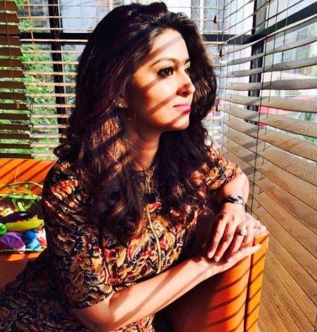 Actress Sneha New Look