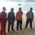 Pemuda Dari Praya Hilang Terseret Ombak Saat Selfi di Pantai Tanjung Bongo