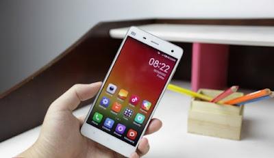 Dien thoai Xiaomi Mi4 chinh hang