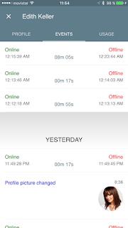Come monitorare attività WhatsApp di amici e parenti: Wossip – Tracker for WhatsApp