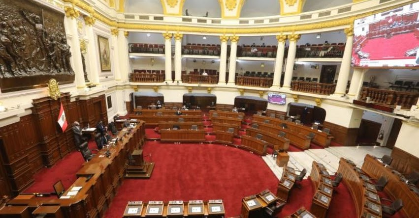 CONGRESO DE LA REPÚBLICA: Aprueban reglamento para elegir a magistrados del Tribunal Constitucional - TC