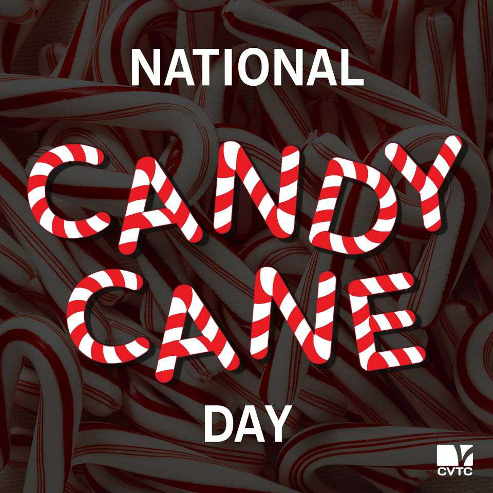National Candy Cane Day Wishes for Instagram