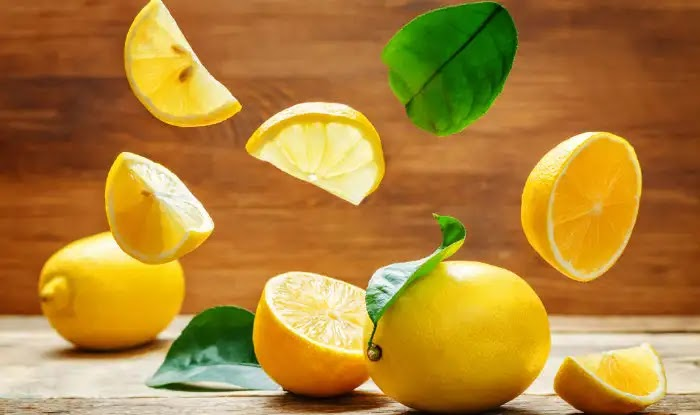 A way to prevent rotting lemon ... and how to store it