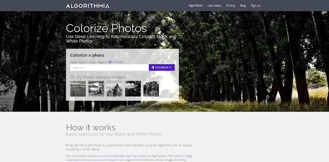 Cara Mengembalikan Foto Hitam Putih Menjadi Berwarna Online