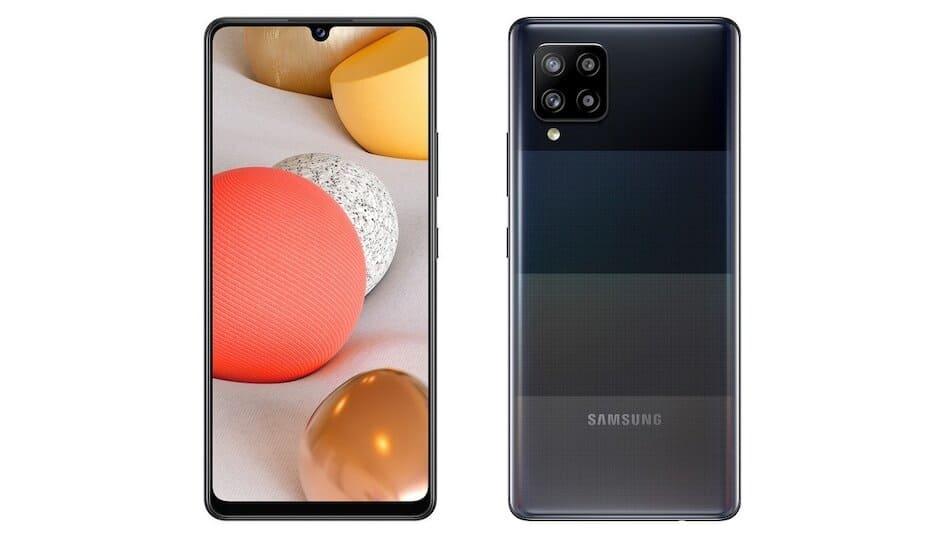 تم تفصيل مواصفات Samsung Galaxy A42 5G بعد أكثر من شهر من إطلاق الهاتف. سيأتي هاتف سامسونج الجديد مع ثلاث خيارات مميزة لذاكرة الوصول العشوائي (RAM) ويتميز بكاميرا أساسية بدقة 48 ميجابكسل.
