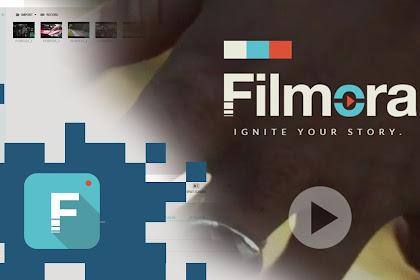 Cara Edit Vidio Menggunakan FilmoraGo di Android