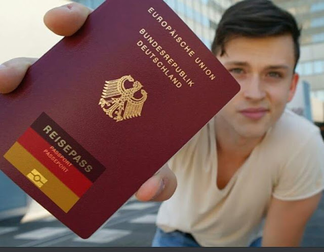 All you need to get German citizenship
