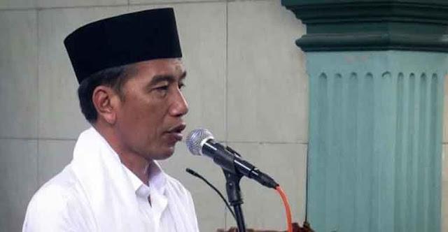 Selain Susah, Jahat Itu Orang yang Mau Menggulingkan Jokowi