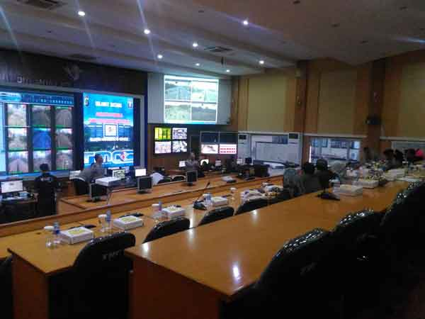 e-tilang sistem electronic traffic law enforcement - ETLE