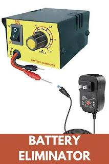 battery eliminator 12v