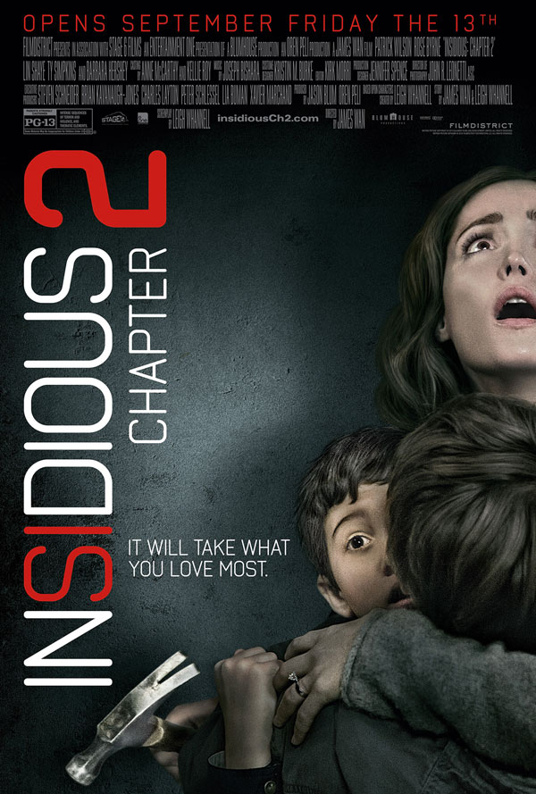 TwoOhSix com: Insidious Chapter 2 - Movie Review