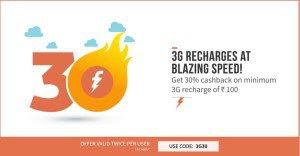 freecharge 3g30
