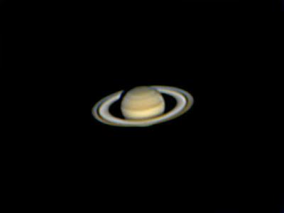 Saturn - 4/09/2020 21:54 UT