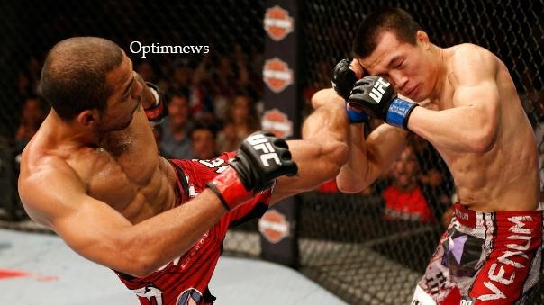 Sang Juara UFC Serangan Sangjuara UFC