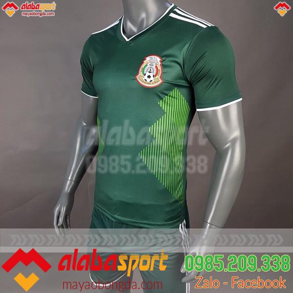 Áo đội tuyển Mexico sân nhà 2019 đẹp