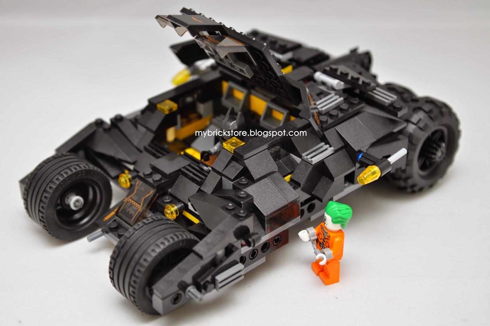 my brick store decool 7105 lego batman tumbler. Black Bedroom Furniture Sets. Home Design Ideas